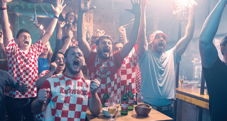 Nogometni TV spotovi za Karlovačko imaju neočekivanog junaka – VAR