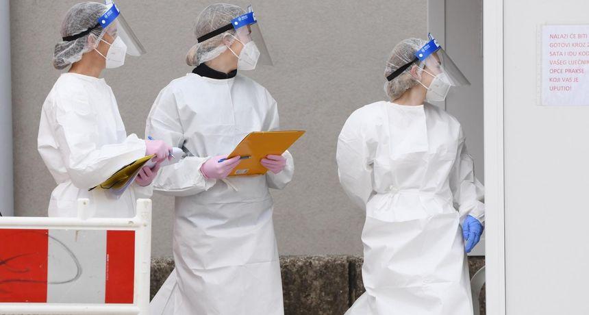 Stožer objavio najnovije podatke: U Hrvatskoj 1435 novih slučajeva. Preminule su 33 osobe
