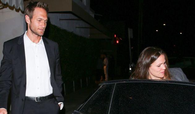 Jennifer Garner i John Miller