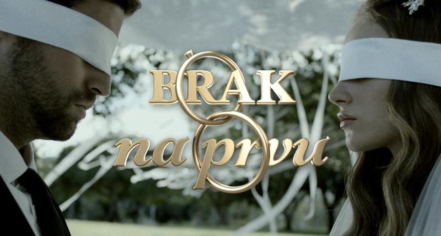 Nova sezona 'Braka na prvu': Bujice emocija, prvi poljupci i trzavice...