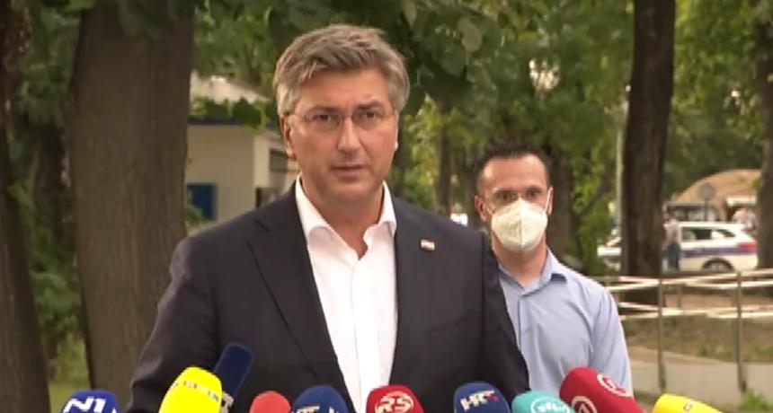 Plenković: Žrtva hrvatskih branitelja dala nam je slobodu, ponos i državu