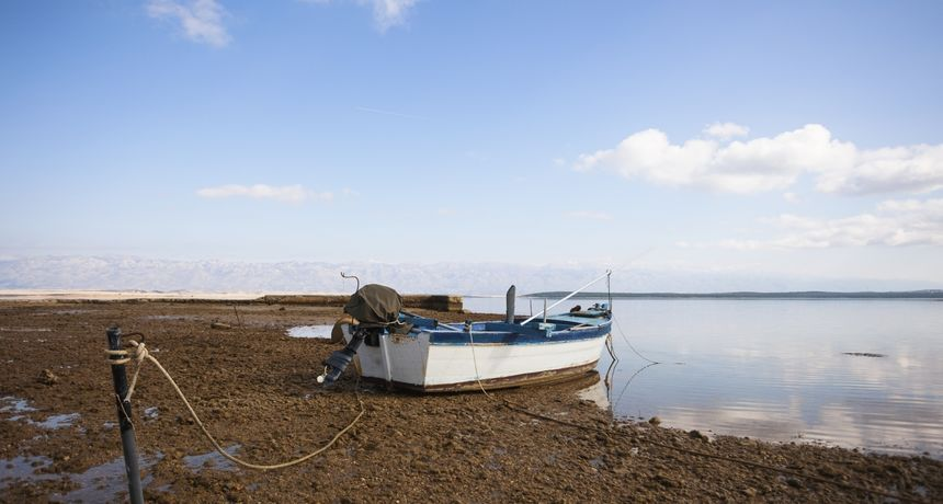 Ninska oseka: Do nekih se otoka može doći i - pješice