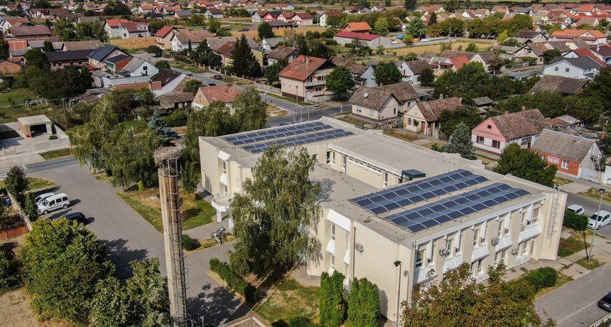 Završeni su radovi energetske obnove na zgradama Doma zdravlja Osječko – baranjske županije u Čepinu, Antunovcu i na Jugu II