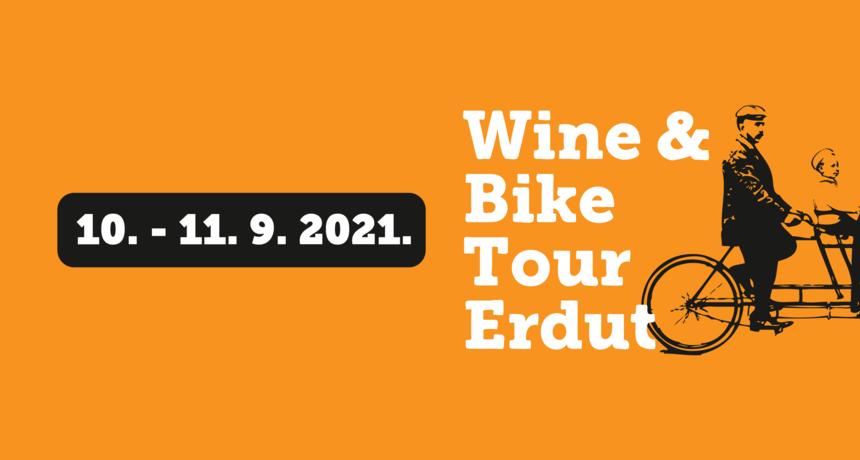 Erdut: Wine & Bike Tour uz koncert Natali Dizdar