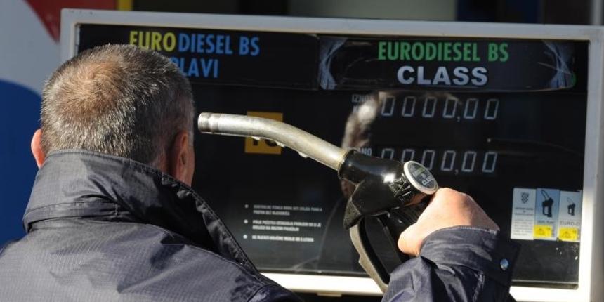 Od sutra nove cijene goriva, pogledajte što vas čeka na benzinskim postajama