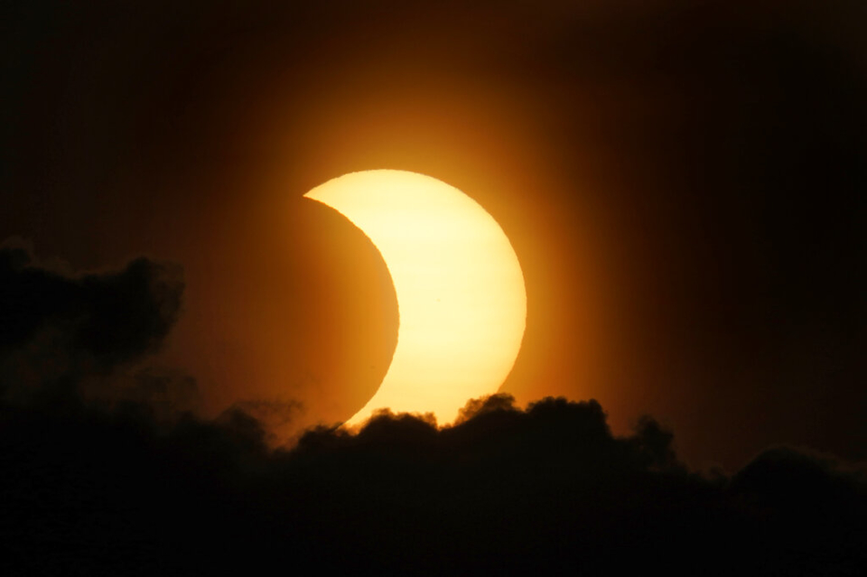 Pomrčina Sunca u New Yorku