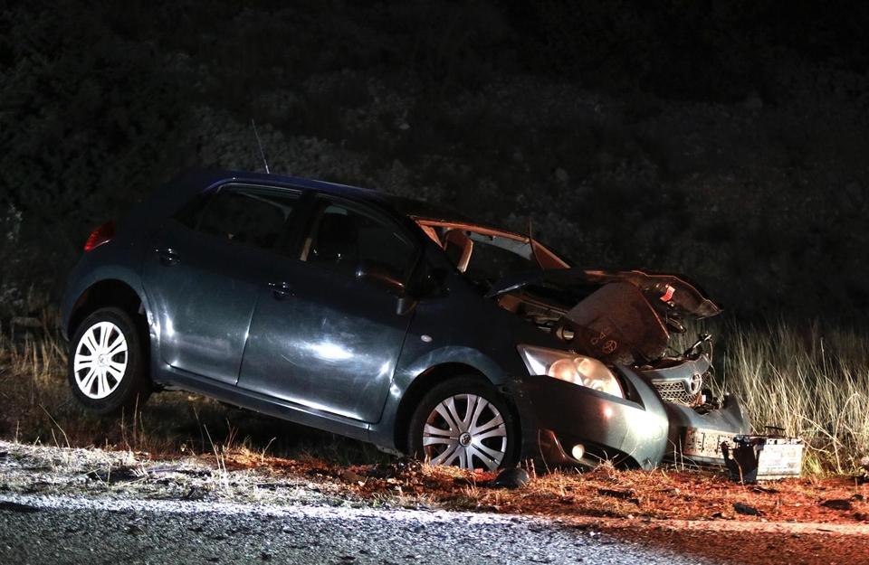 Prometna nesreća kod Šibenika
