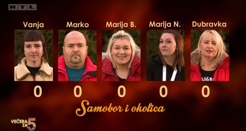 'Večera za 5 na selu' odlazi u Samobor: Vesela i opuštena ekipa pripremat će zanimljive specijalitete!