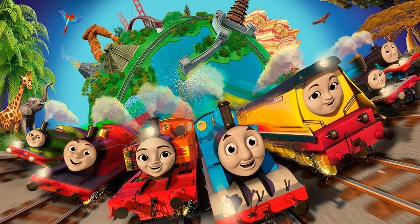 Krenite na zabavnu pustolovinu u animiranom filmu 'Tomica i prijatelji u novoj avanturi'