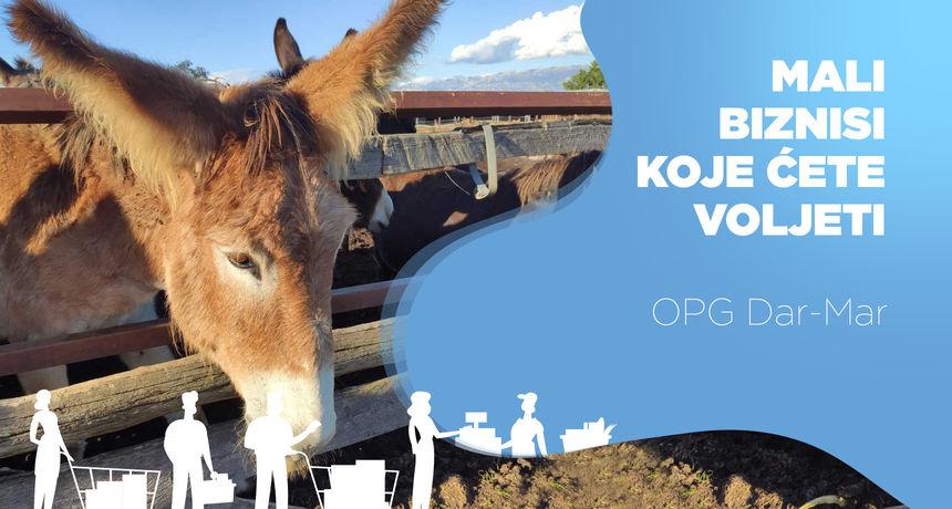 Među prvima je počeo proizvoditi magareće mlijeko, koje 'liječi i koronu', a sad kaže: 'Konkurenti razblaže kozje mlijeko, stave cukra i prodaju'