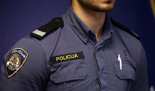 policajac, ilustracija