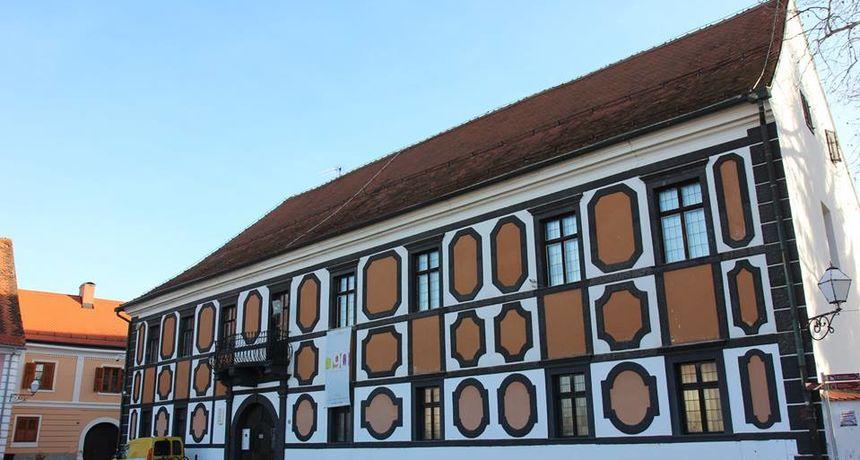 Otvorenje izložbe Gustava Gnamuša kao popratni program Baroknih večeri 22. rujna