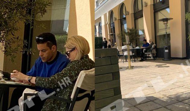 Rami Malek i Lucy