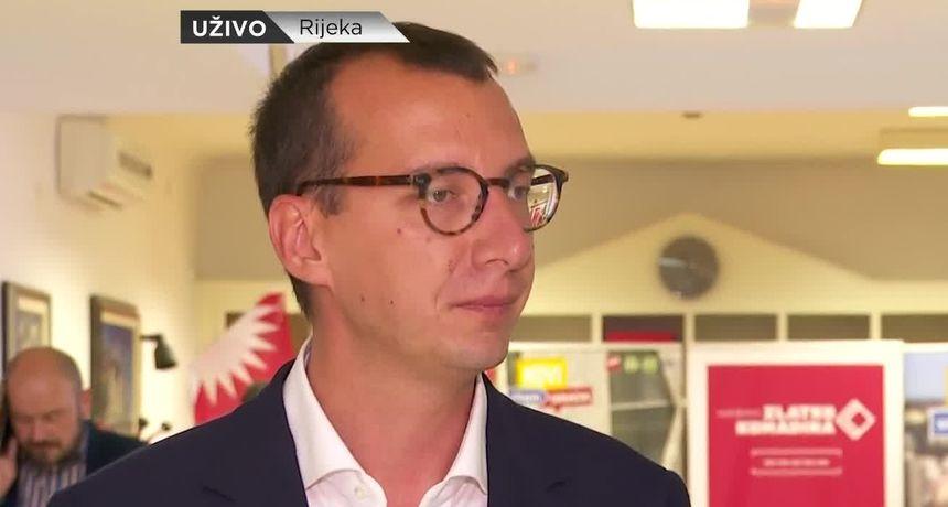 Kandidati za gradonačelnika Rijeke! Filipović: 'Očekujem pobjedu i ništa manje od toga' Štimac: 'Ljudi žele promjene'