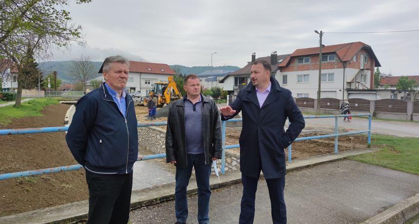 Nastavljaju se višemilijunska ulaganja Hrvatskih voda na području Grada Novog Marofa