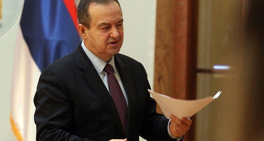 Dačić ljutit zbog Banožićeva susreta s kosovskim ministrom, vratio se daleko u prošlost: 'Hrvati i Albanci su braća po oružju'
