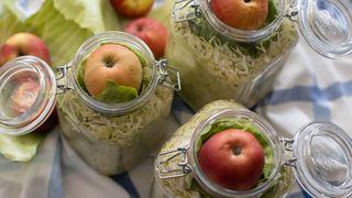Hrana fina by Jozefina: Kupus ukiseljen za salatu na malo drugačiji način!