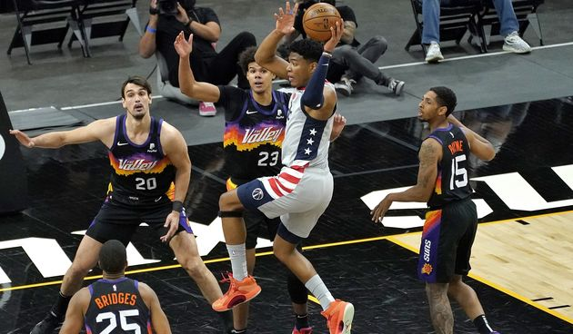 Phoenix Suns, Washington Wizards