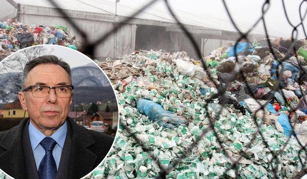 Batinić, odlagalište otpada Jerovec