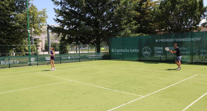 Osijek dobio prvi javni teniski teren