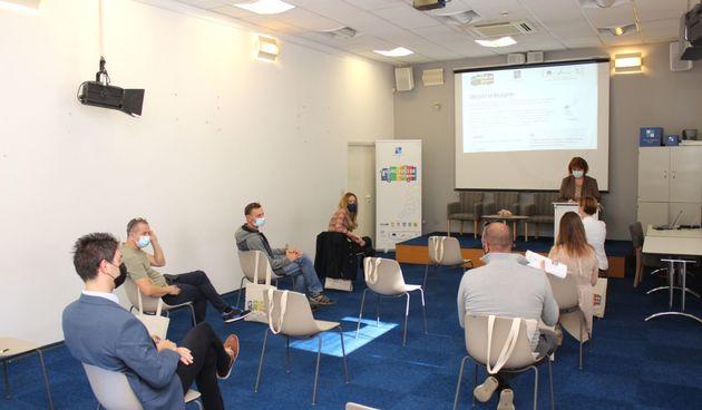 U multimedijalnoj dvorani Gradske knjižnice Zadar održan je drugi partnerski sastanak unutar projekta Uključi se knjigom.