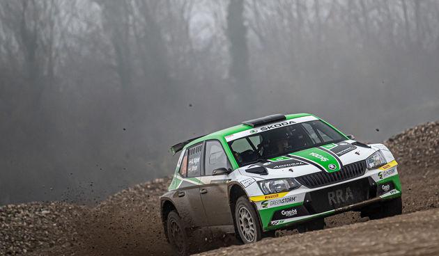 Mađari Škode Fabije R5 pobjednici 10. jubilarnog Rally Showa Santa Domenica