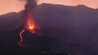 erupcija vulkana La Palma