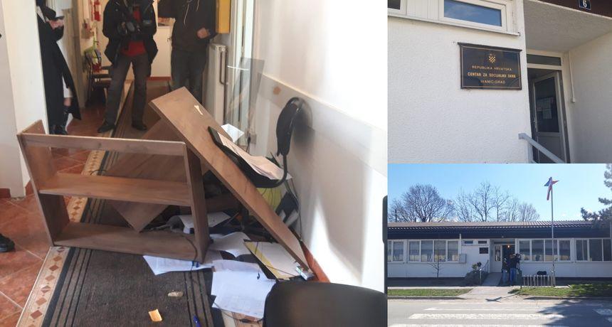 Ravnateljica Centra za socijalnu skrb o napadu u Ivanić Gradu: 'Zaštitarka je ozlijeđena, spasila nam je svima živote'