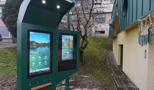 Informativne ploče i multimedijski interpretacijski centar novi su turistički sadržaji grada Ozlja