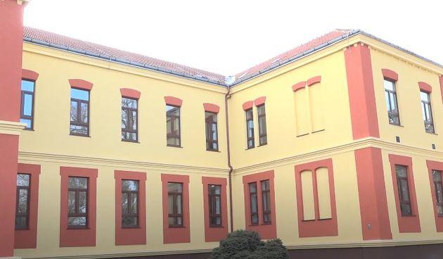 VIDEO Obnovljene zgrade Poliklinike i Psihijatrije u Varaždinu