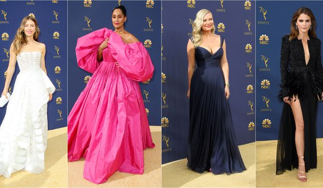 Najbolje odjevene dame na dodjeli Emmyja 2018.