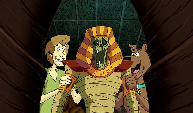 Scooby-Doo: Gdje je moja mumija?