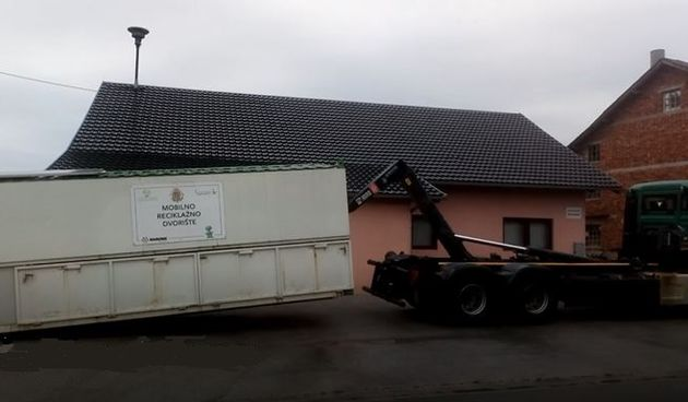 Prilika za besplatno zbrinjavanje otpada: mobilno reciklažno dvorište idući tjedan u MO Skakavac, Sjeničak i Kablar