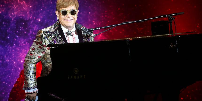 Elton John pjesmom