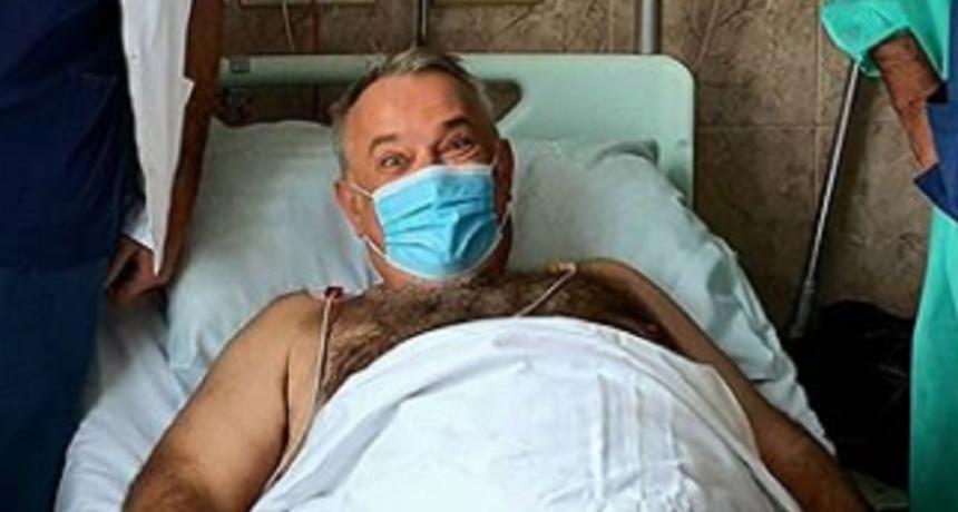 Zoran Šprajc javio se iz bolnice i otkrio da je bio na zahvatu: 'Konačno i moj motor ima četiri cilindra!'