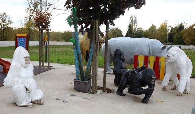 Gorila s dječjeg igrališta kod Lana Korane pojavila se na Crnoj promenadi pa opet nestala - traži je čak i policija