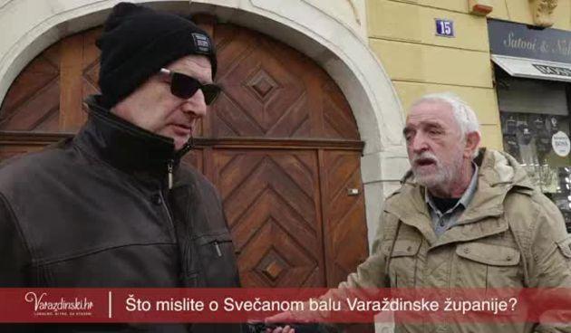 VIDEO Pitali smo vas: Što mislite o Svečanom balu Varaždinske županije (thumbnail)