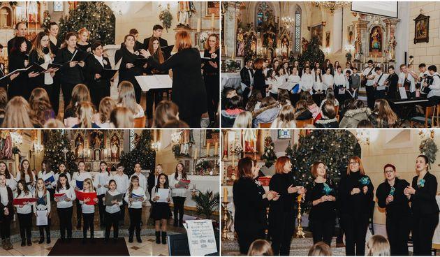 Božićni koncert u crkvi sv. Marije Magdalene u Štrigovi