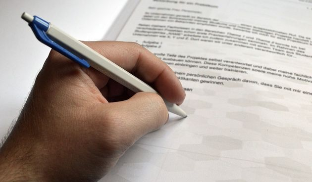 Ljevaci, lijeva ruka, pisanje