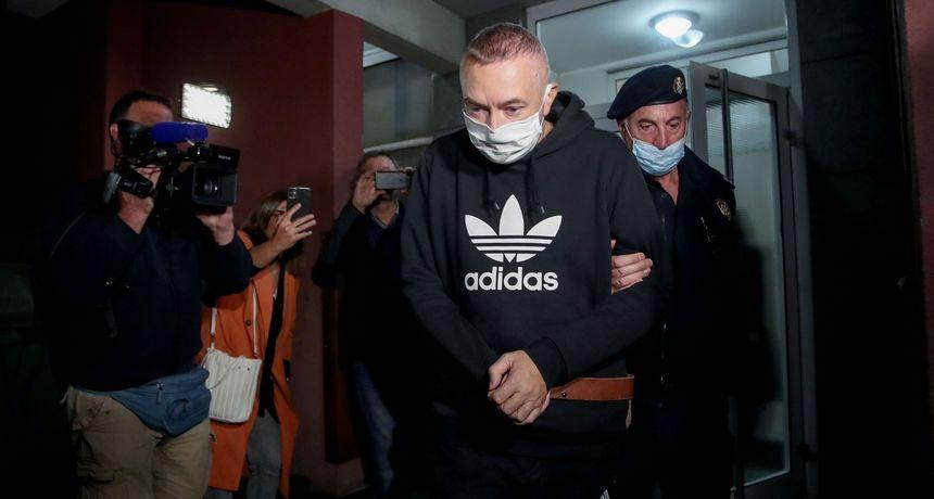 USKOK ispitao svih 15 svjedoka iz Kovačevićevog kluba: Jakov Kitarović potvrdio da je bio u Slovenskoj 9, ali...