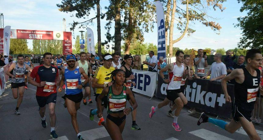 Dieudonné Nsengiyumva iz Burundija i Etiopljanka Likina Amebaw pobjednici Elitne utrke 9. Karlovačkog Cenera, uskoro slijedi