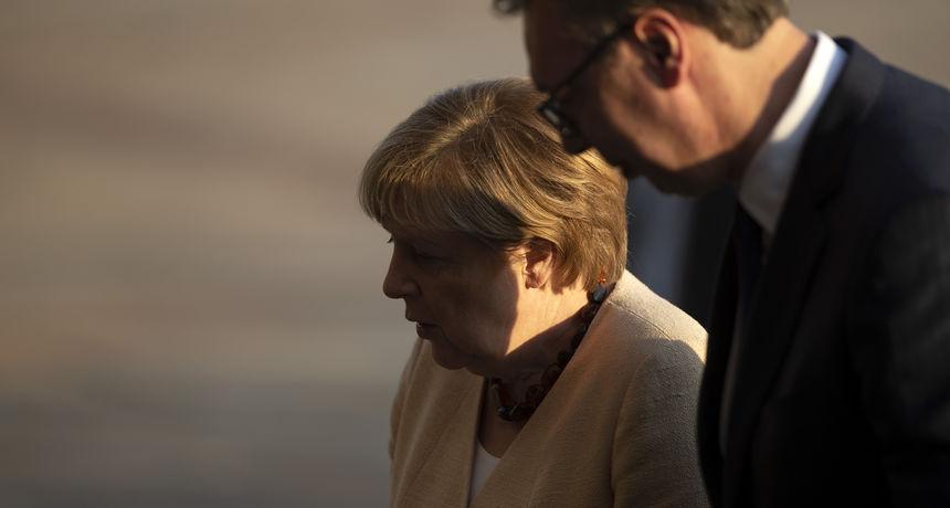 Merkel završila posjet Beogradu: Nastavlja svoju oproštajnu turneju Zapadnim Balkanom