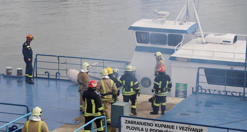 U Batini održana velika vježba operativnih snaga sustava civilne zaštite OBŽ