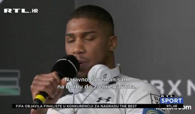 Joshua: 'Ja sam taj koji će zadnji ostati na nogama' (thumbnail)
