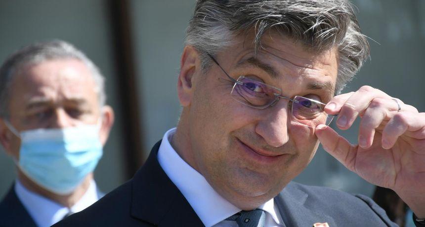Plenković o fijasku na sjednici Odbora za zdravstvo: 'Ja sam dao ministru Berošu i Mariću zadatak da riješe problem'