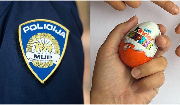 GESTA VRIJEDNA DIVLJENJA 'Policajka je mom djetetu kupila Kinder jaje, osmijeh na njegovom licu je neprocjenjiv'