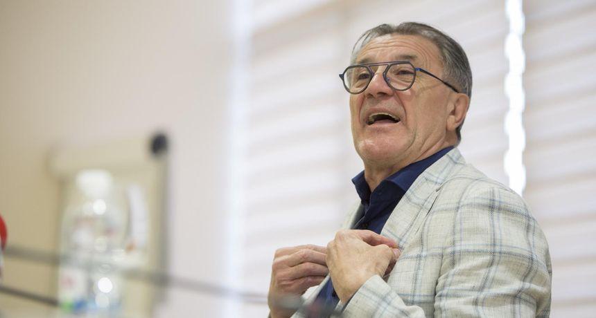 Mamić zavapio: 'Patim zbog njega više nego što patim zbog mog montiranog procesa'