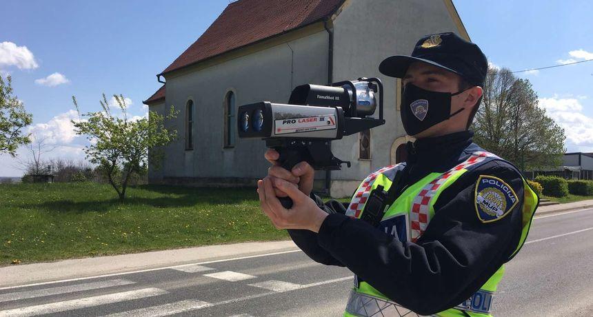 VELIKA AKCIJA POLICIJE U MEĐIMURJU U petak izlaze na ceste sa svim raspoloživim snagama!