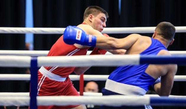 Toni Filipi prvak Balkana u teškoj kategoriji