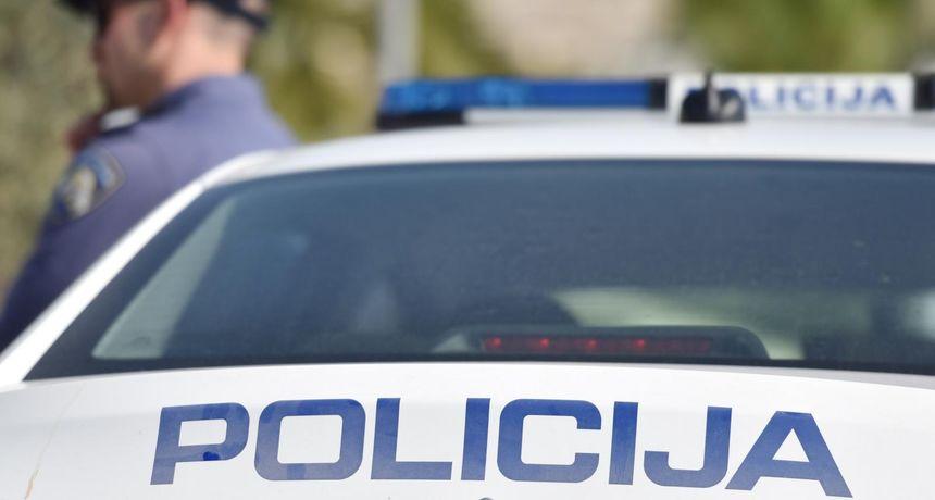 Maloljetnik prijavljen za više kaznenih djela na području okolice Osijeka